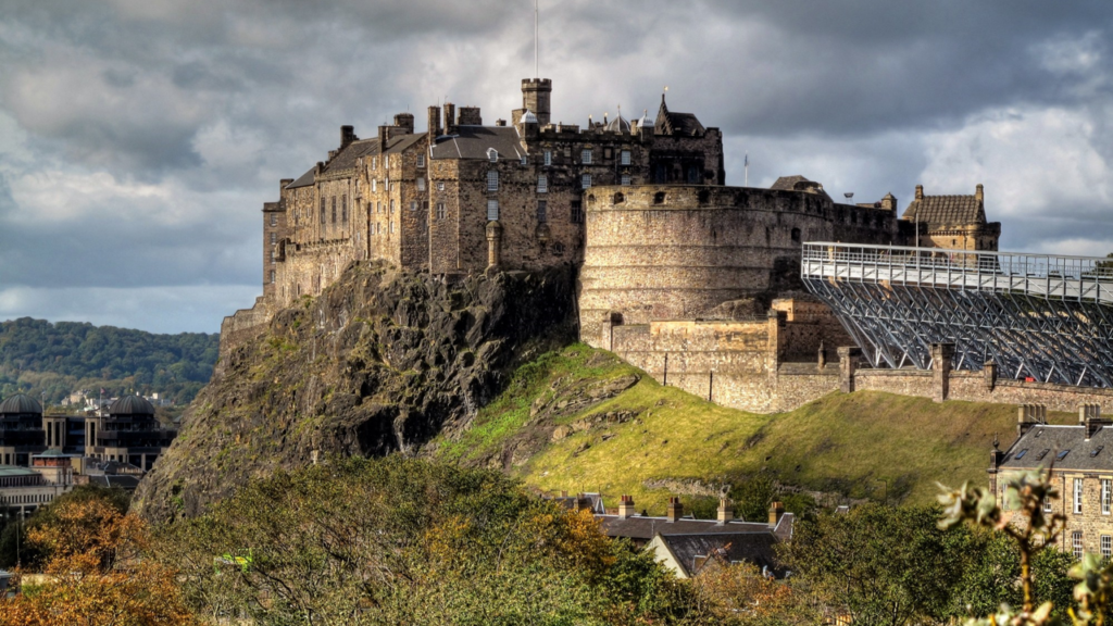 Ductwork Installation-Edinburgh castle