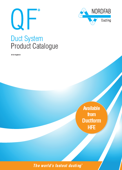 Product Catalogue Nordfab Ducting